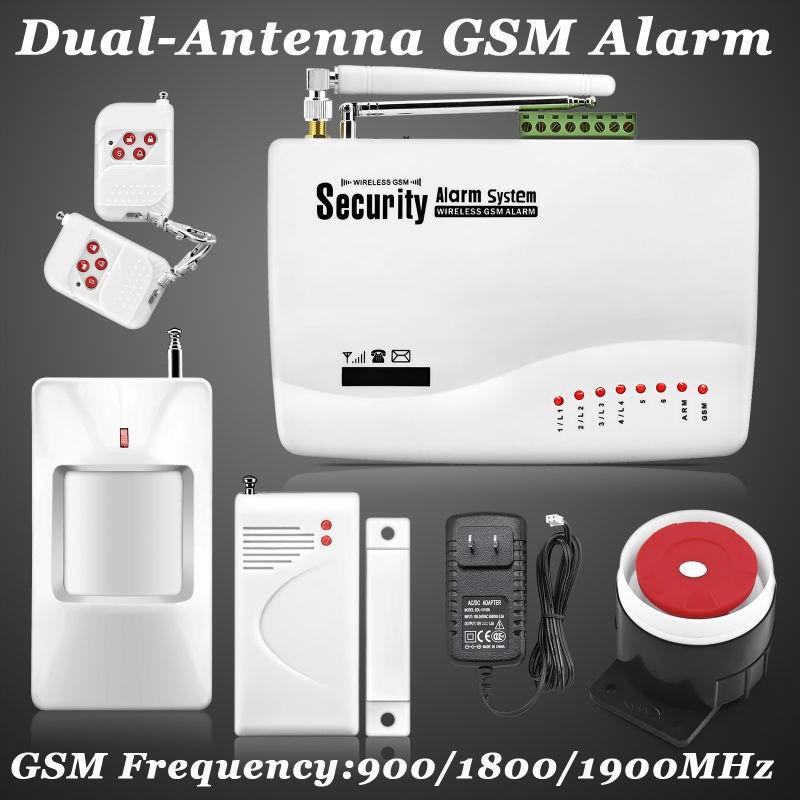 gsm сигнализации комплект: